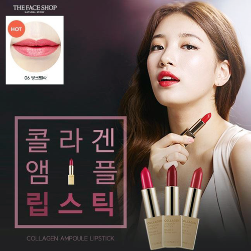 Son Môi Collagen Ampoule Lipstick