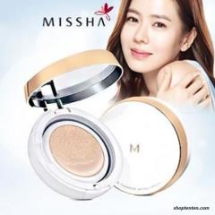 Phấn Nước M Magic Cushion SPF 50+ PA+++ Missha