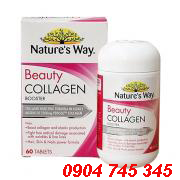 Collagen viên Nature's Way Beauty Collagen Booste Úc
