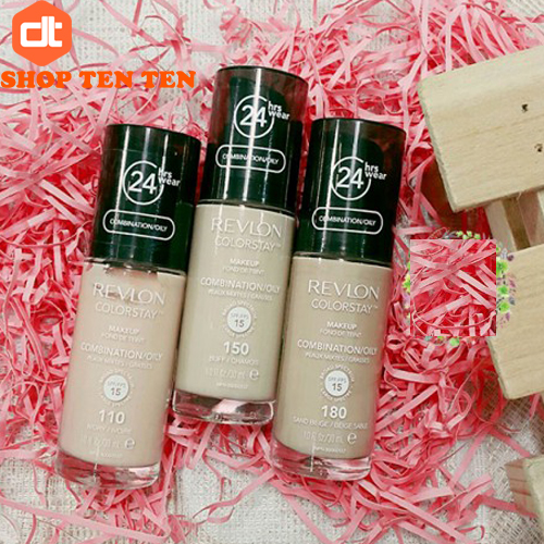 Kem nền Revlon Colorstay 24 hours Foundation