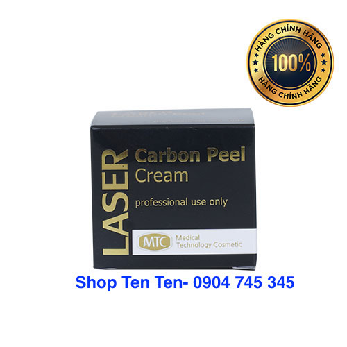 Laser Carbon Peel Cream