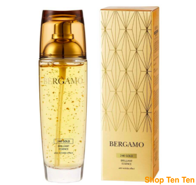 SERUM BERGAMO Gold 24K BRILLIANT 110ML