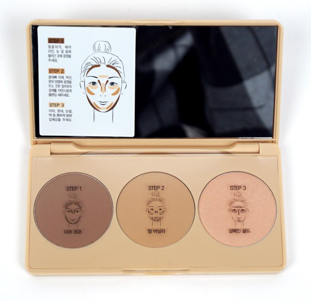 Tạo khối Etude House Face Designing Contouring Palette