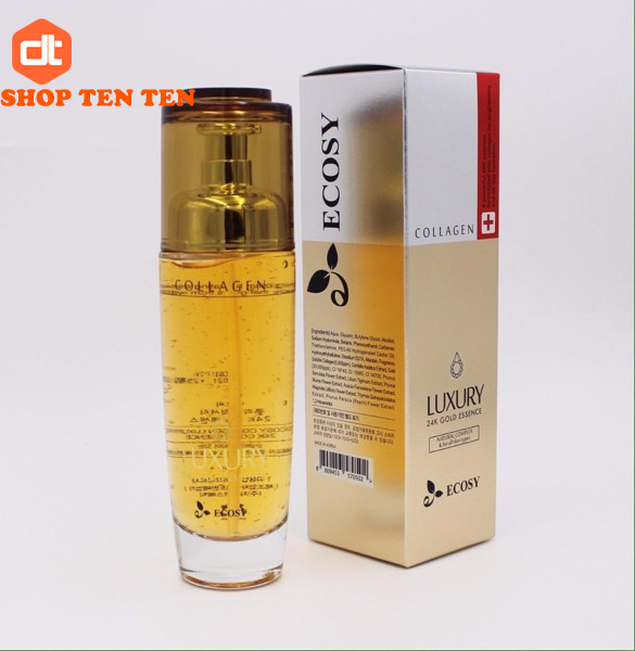 Tinh Chất Collagen Luxury 24K Gold Ecosy
